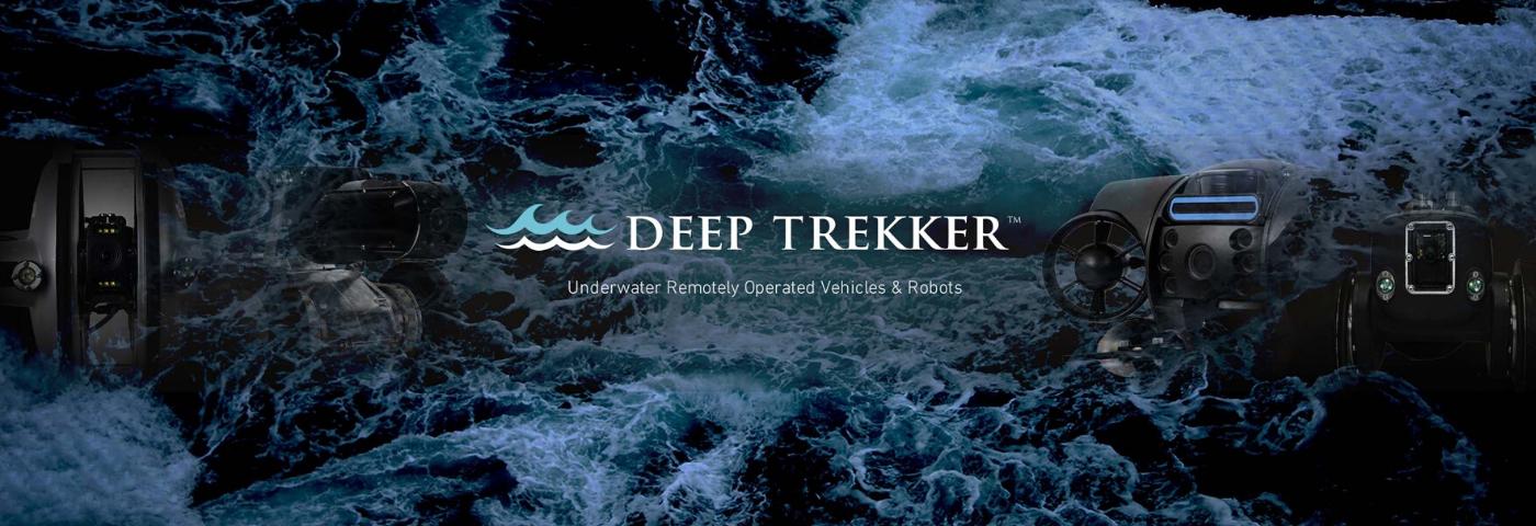 Webinar series and live demos by Deep Trekker