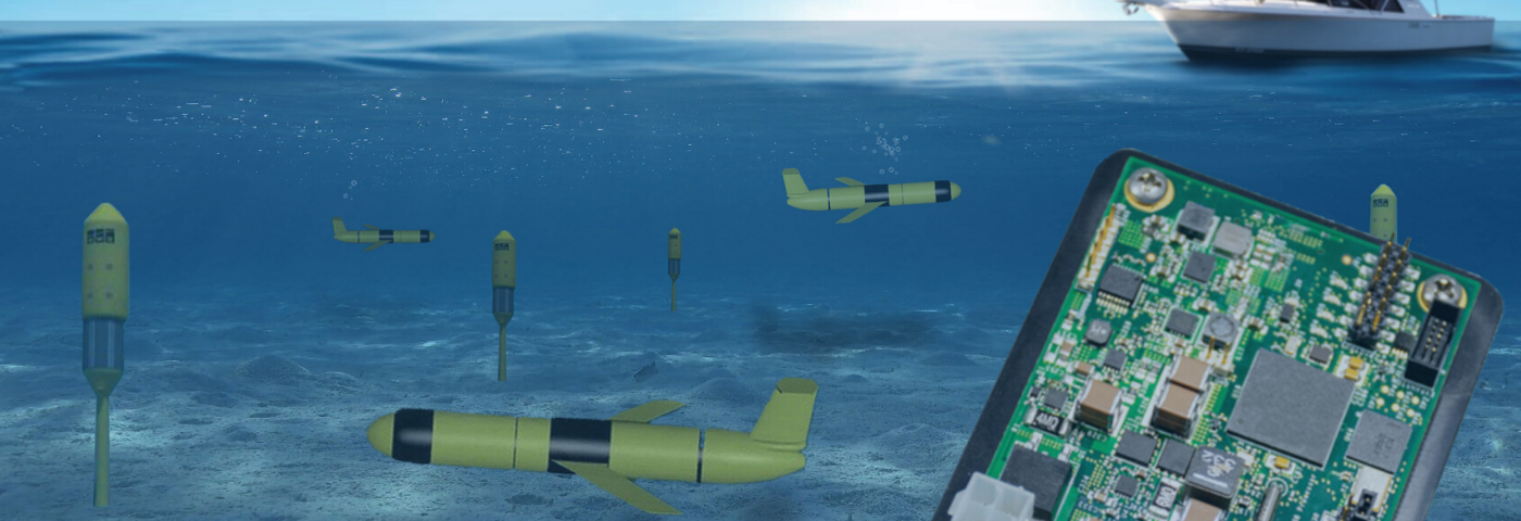 Acoustic Modems for Undersea IOT and other applications