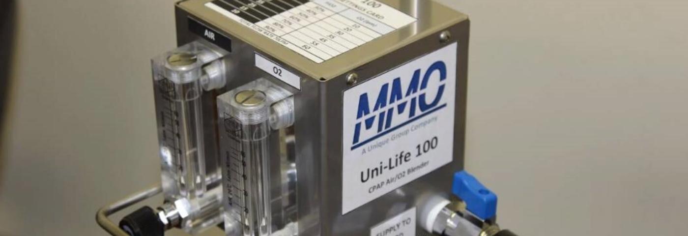 Unique Group Unveils COVID-19 Pressure (CPAP) Ventilator System for Africa