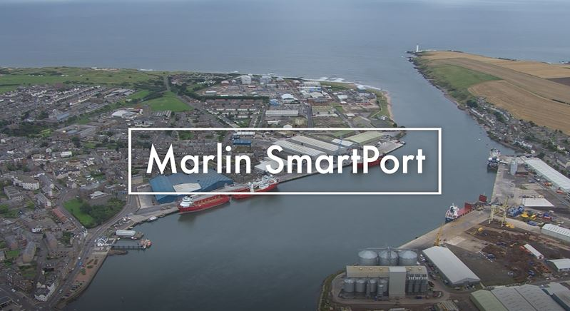 Port Call Digitalisation – Marlin SmartPort