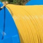 3Km fibre optic tether for hydroelectric project