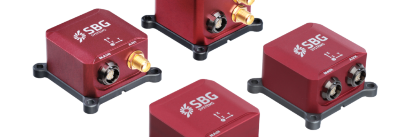 SBG Systems: Ellipse Series 3rd Generation