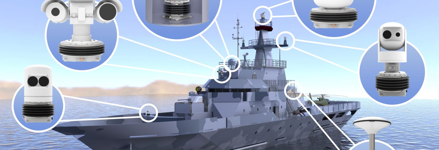 SOMAG AG Jena launches Nautical Gyro Stabilization Mount NSM 400