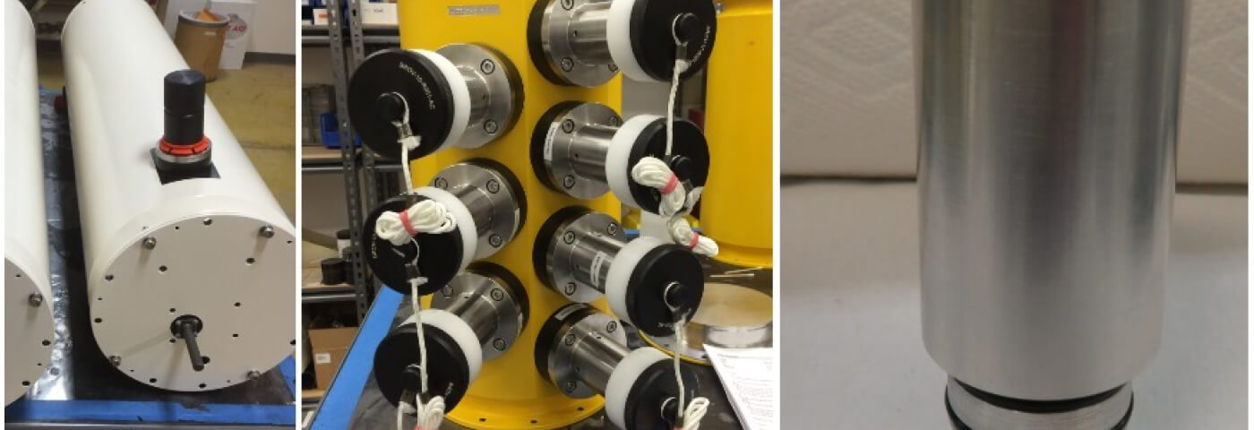 New High-Flow Pressure Relief Valve for deep water