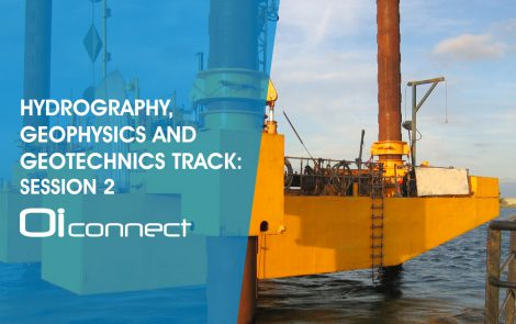 Hydrography, Geophysics and Geotechnics Track: Session 2