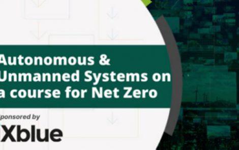 Autonomous & Unmanned Systems on a course for Net Zero